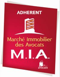 Vente d'immeuble : Le Marché Immobilier des Avocats (MIA)