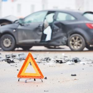 Victime accident de la circulation
